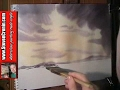 "Watercolour Landscape Painting Demo ""Late Winter"" Part 1"
