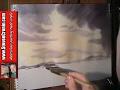 """Watercolour Landscape Painting Demo """"Late Winter"""" Part 1"""
