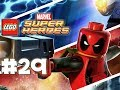 LEGO Marvel Superheroes - LEGO BRICK ADVENTURES - Part 29 - Archangel! (HD Gameplay Walkthrough)