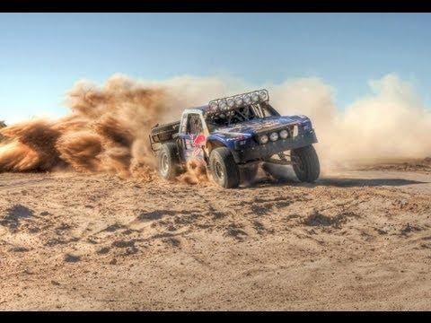 Baja 1000 off-Road Racing - Trophy Truck 2011