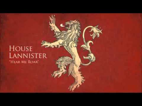 The Rains of Castamere full Game of Thrones s02e09 Trono di spade Canzone Lannister lyrics