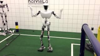 ท่าเต้นกังนัม สไตล์ ลามไปยังหุ่นยนต์เรียบร้อยแล้ว