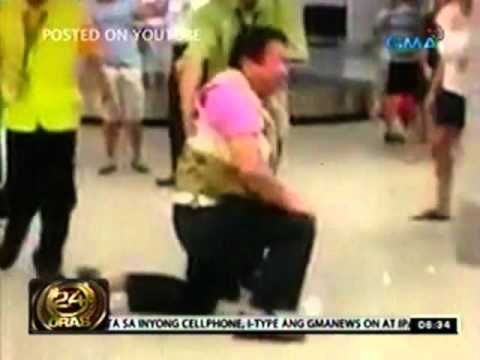 Video ng away nina Raymart Santiago at Claudine Barretto vs. Mon Tulfo, kumakalat sa internet