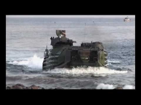 AAV-7 Amphibious Assault Vehicle