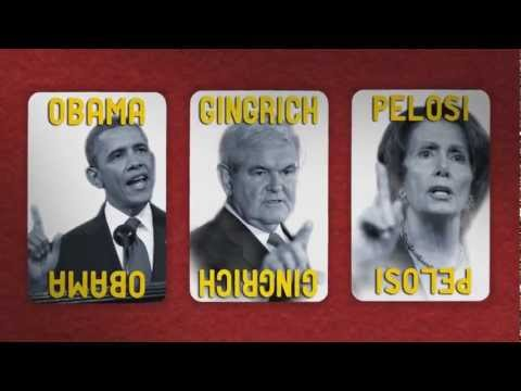 2012 Santorum Campaign Ad Attacking Obama and Gingrich on Immigration