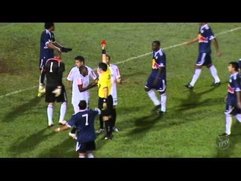 União Barbarense 1x2 Red Bul - Copa Paulista 2011