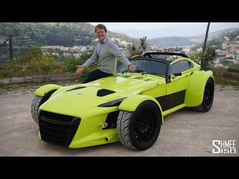 BONKERS DONKERS! The Donkervoort D8 GTO RS is Faster Than My 675LT! - UCIRgR4iANHI2taJdz8hjwLw