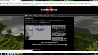 descargar castle miner z para pc gratis
