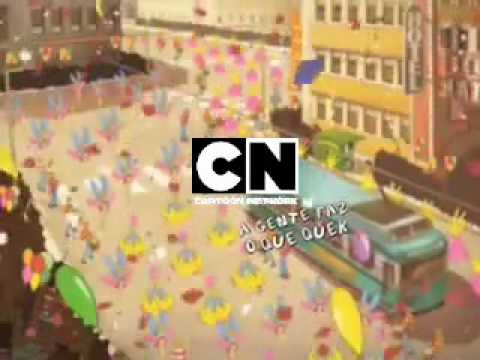 Cartoon Network Latin America - Promos and Bumpers with the new logo