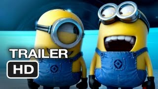 Despicable Me 2 - Official Trailer (2012) Steve Carell Animated Movie HD