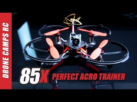 85X Fpv Racer Drone - PERFECT ACRO TRAINER - default