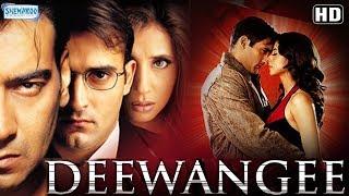 Deewangee (HD) - Ajay Devgan  Urmila Matondkar  Akshay Khanna - Hindi Movie - (With Eng Subtitles)