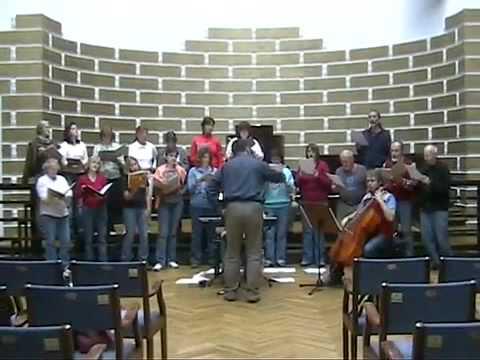 Společný koncert sborů Praha - Liberec