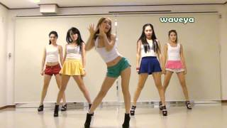 PSY - GANGNAM STYLE () Waveya  Korean dance team