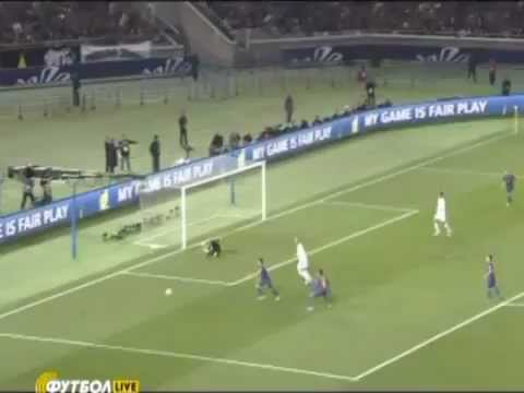 Santos vs Barcelona 0-4 - All Goals & Highlights [18.12.2011]