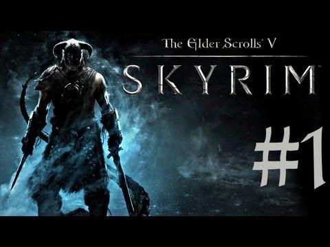#001 Let-s Play TES V: Skyrim [DE|Full-HD|Blind] - Der Beginn einer epischen Reise