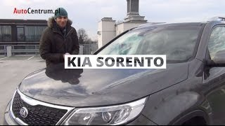 Kia Sorento 2.2 CRDI 197KM 2013 - wideotest AutoCentrum.pl