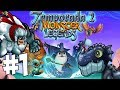 Monster Legends T2 - Capitulo 1 - Komocat y Sasquach