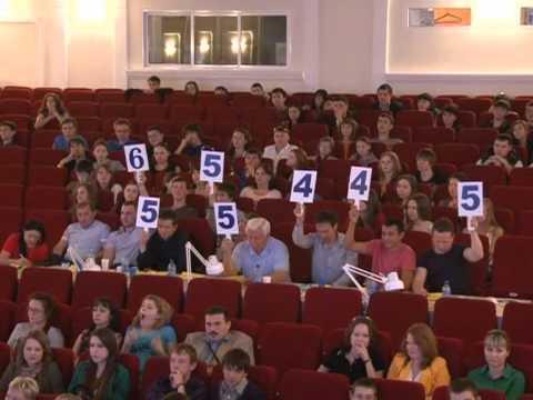 КВН УФА Четвертьфинал Высшей Уфимской Лиги КВН 2012