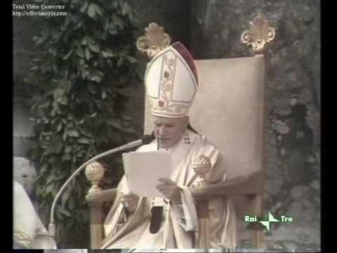 Non abbiate paura!!!Giovanni Paolo II (Don-t be Afraid-JPII)