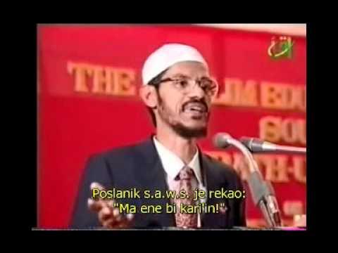 Dr. Zakir Naik - Poslanik s.a.v.s u knjigama drugih religija