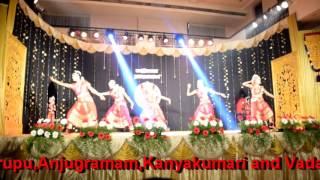 KAVITHALAYA NAATIYAPALLI 2016 ARANGETRAM & SALANGAIPOOJAI FUNCTION