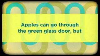 Tricky Riddle #11   Green Glass Door   YouTube