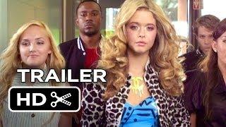 G.B.F. Official Trailer (2014) - Natasha Lyonne, Evanna Lynch Movie HD