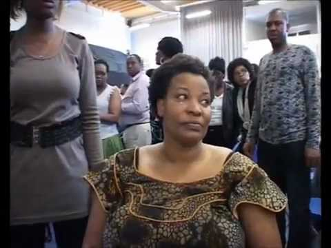 Watch TB Joshua Church In London Delivered A Woman With  39 Demons!