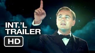 The Great Gatsby Official UK Trailer (2013) Leonardo DiCaprio Movie HD