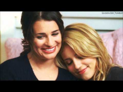 I Feel Pretty/Unpretty  Rachel Berry&Quinn Fabray (Lyrics on the description)