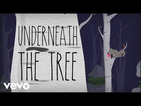 Underneath the Tree (Video Lirik)
