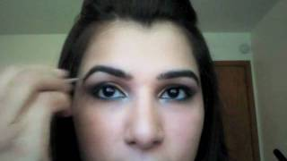 Indian Party Makeup