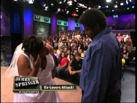 Ex-Lovers Attack! (The Jerry Springer Show)