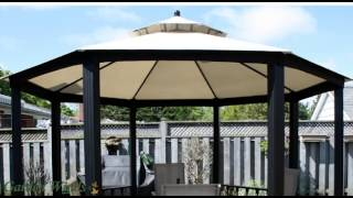 Garden Winds Replacement Canopy for Sears Garden Oasis Octagon