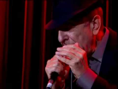 LEONARD COHEN No cure for love