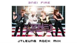 2NE1 - Fire (Rock Version)