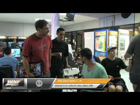 Weds Night Fights 2014 3.5 USF4 Top 3
