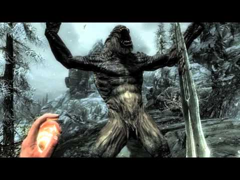 The Elder Scrolls V: Skyrim - Full Trailer