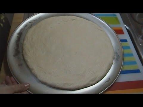 Homemade Pizza Dough ~ Noreen's Kitchen Basics