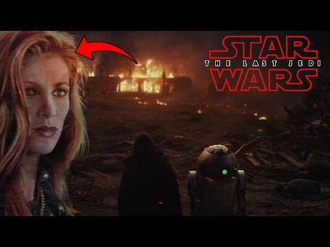 Luke Had A Wife And She Died At His Academy! [STAR WARS] - default