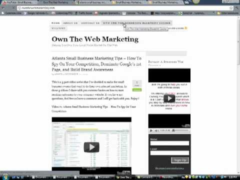 How To Advertise Your Website For Free On Youtube (Proof) - Google 1st Page Rankings