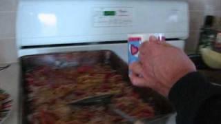 como hacer una paella de mariscos