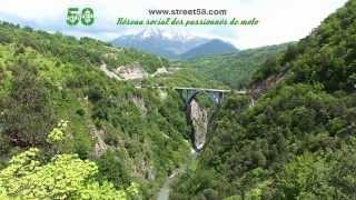 Roadbook moto Isère : Mont Aiguille