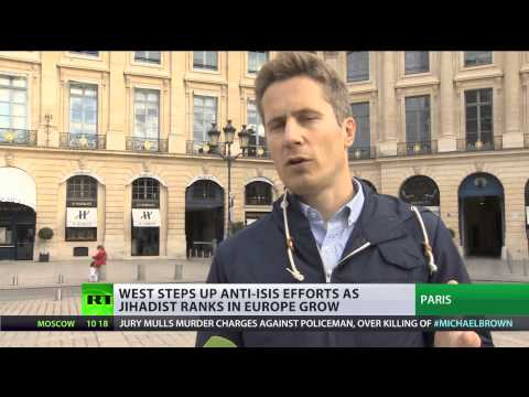 Jihad Inside: (Extremists) ranks in Europe grow  8/23/14