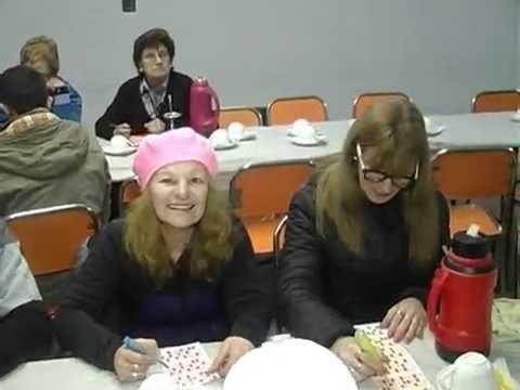 Bingo en el Centro de Jubilados Nacionales del Paraná