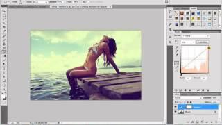 Tutorial-Efecto Vintage-Photoshop CS4