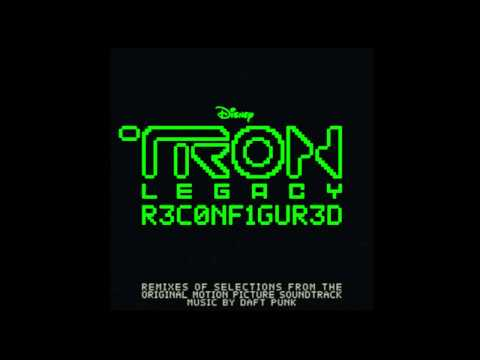 Derezzed (The Glitch Mob Remix)-Daft Punk-Tron Legacy Reconfigured