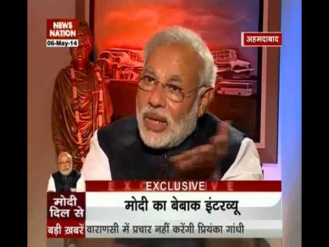 News Nation Exclusive: 60 minutes with Narendra Modi- part 4