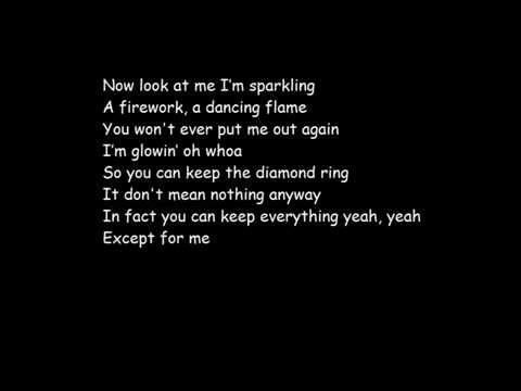 Katy perry - Part of me Lyrics.